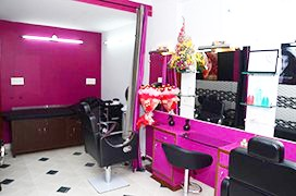 Salon in Ghaziabad, Salon in Vaishali
