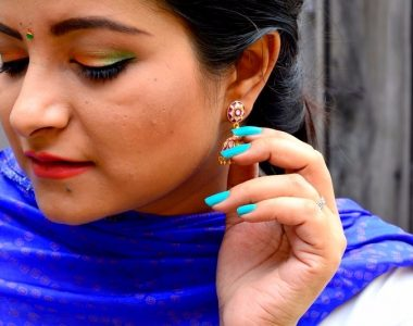 5 Make-Up Looks For Declaring Your Patriotism This Independence Day.