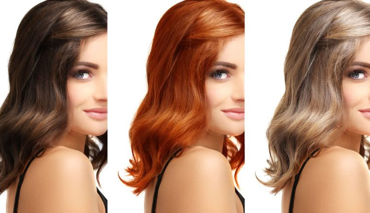How To Choose Your Hair Colour According To Your Skin Tone.